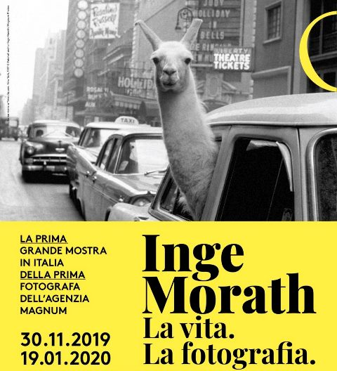 Inge Morath in mostra a Roma.