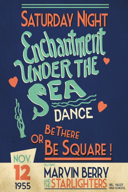 BTTF Enchantment under the Sea Dance