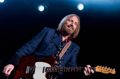 L'addio a Tom Petty: leader degli Heartbrekers