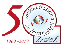"""Colloque international de langue culture et littérature"": la S.I.DE.F. festeggia i suoi 50 anni"