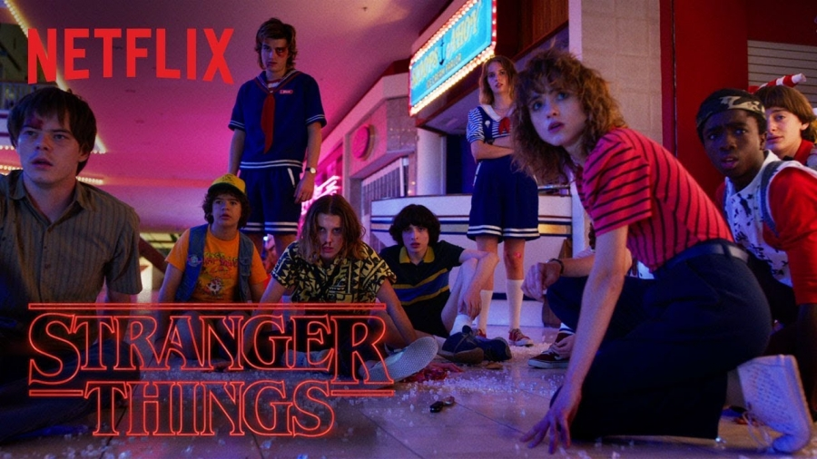 Stranger Things 3: il ritorno di Dawson's Creek!