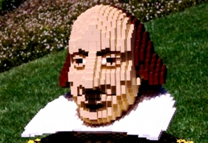 """Shakespeare in LEGO"" (precedentemente conosciuto come ""Shakespeare in Love"")"