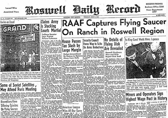 Roswell that ends well