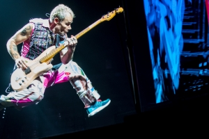 I Red Hot Chili Peppers a Bologna, torneranno presto in Italia?