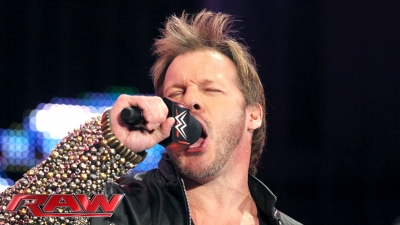 Raw is Jericho!!!