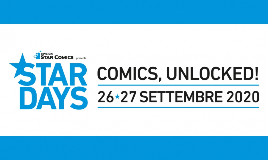 Star Comics: Star Days 26 e 27 settembre