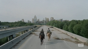"""The Walking Dead"" tra ricordi e futuro"