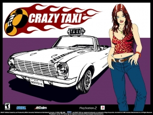 """Crazy Taxi"": divertimento old school"