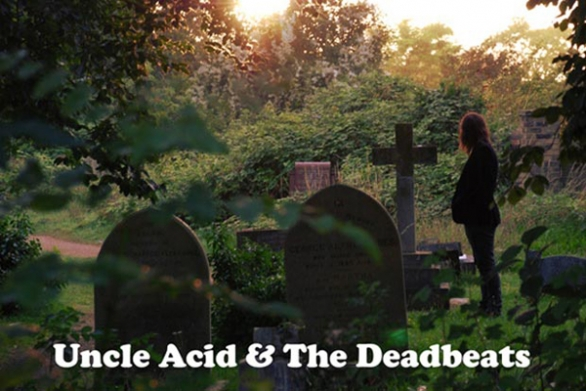 Metromusic Attitude: Uncle Acid and The Deadbeats, 70's horror freaks.