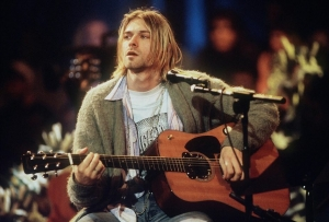 Kurt Cobain, l'album di inediti in uscita quest'estate